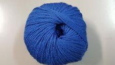Heirloom Merino Magic 8 Ply #523 Bright Blue 100% Wool