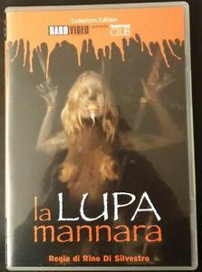 LA LUPA MANNARA - DVD - DAGMAR LASSANDER - NUOVO!!! EROTICO