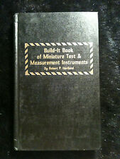 Buid-It Book of Miniature Test & Measuremental Instruments by Robert P. Haviland