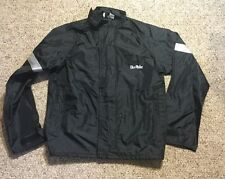 DRY RIDER NEESE RIDING MOTORCYCLE JACKET MADE IN USA MENS SMALL WATER RESISTANT