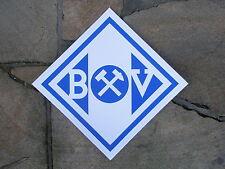 Tanksäule Tankzapfsäule Tankstelle BV Aufkleber gaspump decal pompe essence 32c