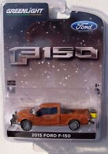 GREENLIGHT 2015 FORD F-150 WITH SNOW PLOW AND SALTER