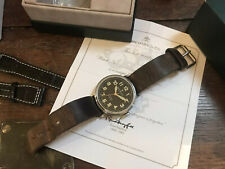 Dreyfuss And Co Pilot 1924 Manual Wind RRP £999 Extra Strap Rare Now