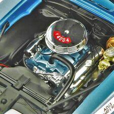 1 Vintage 1967 Pontiac Firebird Car 12 Hurst Race Drag 24 Rare Carousel Blue 18