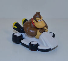 "2014 Donkey Kong 3"" Mario Kart 8 McDonalds #3 Action Figure Super Mario Brothers"