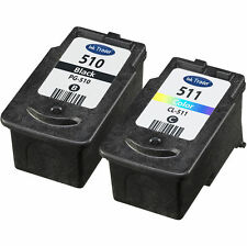 Canon PG510 & CL511 Ink Cartridges for Canon Pixma MP252 Printers