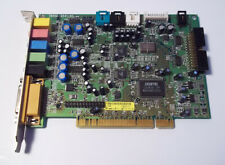 Turtle Beach Santa Cruz 5.1 Channels 20-bit 48KHz PCI Interface Sound Card