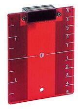 Leica 762775-ferula di Mira per ripiani D8 Roteo Rossa