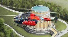 """Revell 04906 BO105"""" 35th aniversario de Roth """"helicóptero Kit 1/32 T48 libres de escala"""