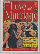 LOVE AND MARRIAGE # 7