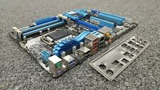 P8P67 LE Asus FireWire USB 2.0 USB 3.0 LGA 1155 DDR3 Motherboard + I/O Shield