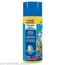 500 ml sera toxivec - Schadstoffentferner - Soforthilfe gegen Schadstoffe, 03003