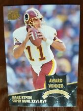 Mark Rypien  Feer Ultra  Award Winner Super Bowl MVP  Fleer 1992
