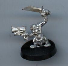 WH40K 3rd Ed Ork Gorkamorka Rebel Grot Gretchin Slugga Knife #2 Metal Miniature