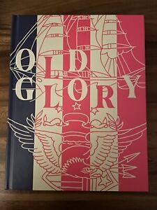 Old Glory Tattoo Flash Book Vintage Yellow Beak Press Sailor Jerry Ed Hardy