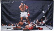 Muhammad Ali Inspirational Poster flag 3x5ft banner