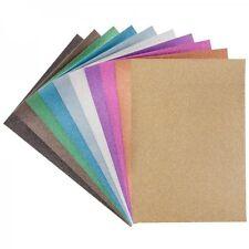 20 Bogen Glitter-Papier DIN A4 - NEU (Jittenmeier)