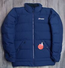 BERGHAUS MAVORA 600 DOWN MENS JACKET BNWT GENUINE £180 MED HYDRODOWN INSULATED
