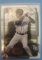 2015 Bowman Draft Chrome Refractor Jake Cronenworth RC 1st HOT Padres