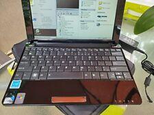 ASUS Eee PC 1005HA 10.1in.120GB SSD Intel Atom, 1.6GHz, 1GB Netbook Black Win XP