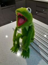 Kermit The Frog 1976 Vintage Fisher Price 850 Soft Toy Rare