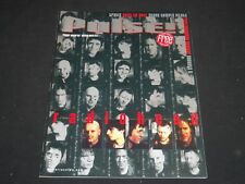 2001 JULY PULSE MAGAZINE - RADIOHEAD FRONT COVER - O 7668