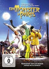 DVD * EIN MONSTER IN PARIS  # NEU OVP