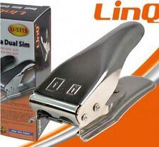 TAGLIA CUTTER MICRO NANO SIM X IPHONE 4 4S 5 5S 5C GALAXY S4 LINQ Li-S315 mshop