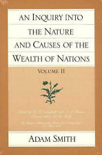 An Inquiry into the Nature and Causes of the Wealth of Nations: v. 2 by Adam...