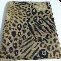 "Brand New Creative Bath Fabric Shower Curtain Safari  72""X 72"" Animal prints"