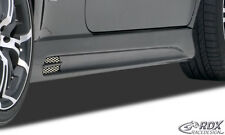 """RDX Seitenschweller Fiat Punto Evo Schweller ABS """"GT-Race"""" Set links+rechts"""