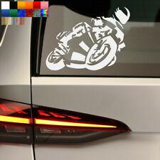 Motorrad Aufkleber Sticker Auto Tuning Biker Sport Bike Racing Motorsport