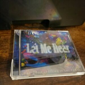 Parasyte The Maxim Anime CD: Let Me Hear By Fear And Loathing In Las Vegas