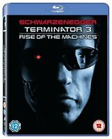 Terminator 3 - Rise Of The Machines [Blu-ray] [2009] [Region Free] [DVD]
