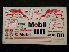 "VIRAGES  T28 DECALS 1//24 PETROLIER/"" MOBIL /"""