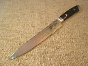 Shun Kaji 9 inch Hollow Ground Slicer, Carving Knife - KDM0009 - VGUC