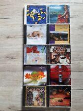 Cd Sammlung Entspannung und Relaxmusik 10x verschiedene CD's