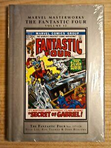 Marvel Masterworks Fantastic Four 12 new and sealed