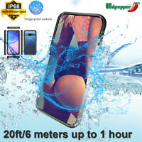 Redpepper Samsung Galaxy S10Plus Waterproof Case Underwater Shockproof Dirtproof