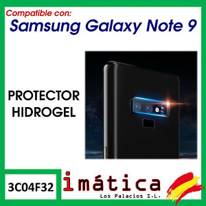 Protector Camera Rear for Samsung Galaxy Note 9 Hydrogel SM-960F Lens