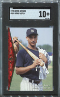 1995 Upper Deck SP *Derek Jeter* Rookie Card (RC) SGC 10 ~Comp. to PSA~