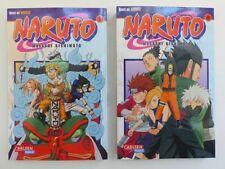 Manga - Naruto (Carlsen, Tb) Nr. 1-50 zus. (Z1)