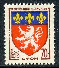 STAMP / TIMBRE FRANCE NEUF N° 1181 ** BLASON LYON