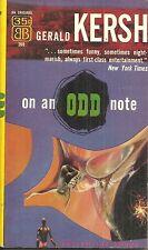 ON AN ODD NOTE  Gerald Kersh - 13 HORROR & SCIENCE FICTION SHORT STORIES