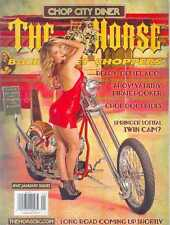 THE HORSE BACKSTREET CHOPPERS No147 Jan 2015 (NEW) *Post included EU/USA