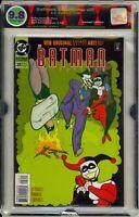 Batman Adventures # 28 EGS 9.8 NOT CGC (DC, 1995) joker Harley Quinn Hot HTF