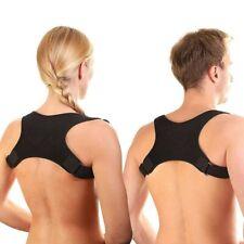Posture Corrector Support Brace Belt Body Shoulder Back Gesture Orthotics UK FAS