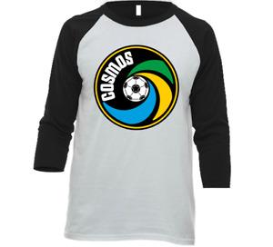New York Cosmos NASL Tee Shirt, 3/4 Sleeve, Tank Top, Long Sleeve, Sweatshirt