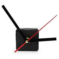 Quarz Uhrwerk Quarzuhrwerk Schwarz mit Stunde/Minute/Sekunde Zeiger 56x56x16mm