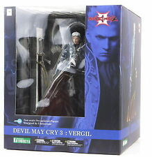 Kotobukiya ARTFX Devil May Cry 3 Vergil PVC figure